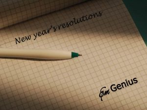 new year resolutions · EQness