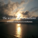 The wisdom of our emotions – emotional intelligence & mindfulness
